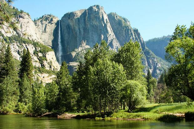 Yosemite Valley beauty.