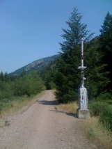Kim Williams Trail, Missoula Montana. Rails to Trails.